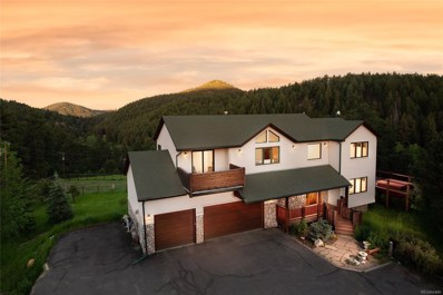 21242 Twin Peaks Lane, Morrison, CO 80465 - #: 8029263