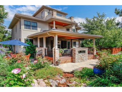1260 Norwood Avenue, Boulder, CO 80304 - MLS#: 8029750
