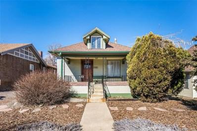 2545 W 38th Avenue, Denver, CO 80211 - MLS#: 8030422