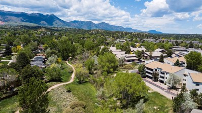 6540 Delmonico Drive UNIT 103, Colorado Springs, CO 80919 - #: 8031839