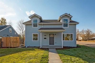 4601 S Pearl Street, Englewood, CO 80113 - MLS#: 8032021