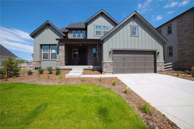 9890 Geneva Creek Lane, Littleton, CO 80125 - #: 8034123