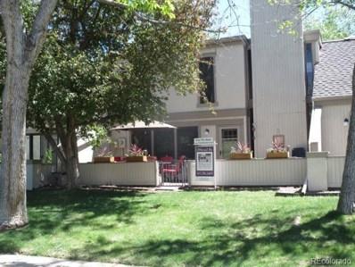 2770 S Elmira Street UNIT 17, Denver, CO 80231 - #: 8034160