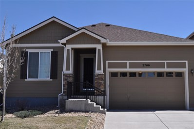 3700 Hourglass Avenue, Castle Rock, CO 80109 - #: 8034489