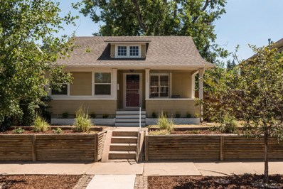 4362 Yates Street, Denver, CO 80212 - MLS#: 8035198