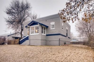 1037 Hooker Street, Denver, CO 80204 - #: 8036627