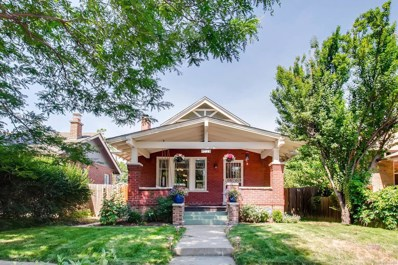 1529 Dahlia Street, Denver, CO 80220 - MLS#: 8038121