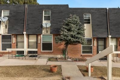 5842 S Pearl Street, Centennial, CO 80121 - #: 8038524