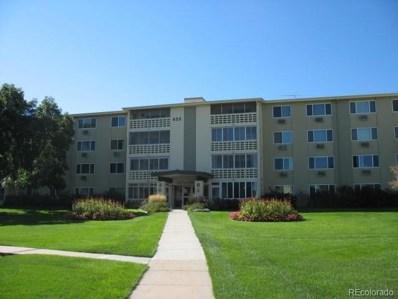 655 S Alton Way UNIT 4C, Denver, CO 80247 - MLS#: 8043989