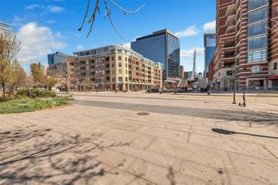 1610 Little Raven Street UNIT 515, Denver, CO 80202 - MLS#: 8044875