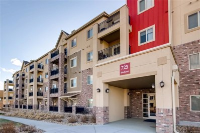 725 Elmhurst Drive UNIT 305, Highlands Ranch, CO 80129 - #: 8053300
