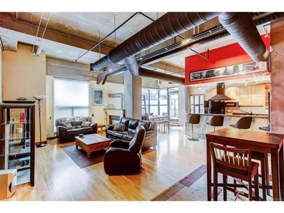 1020 15th Street UNIT 211, Denver, CO 80202 - MLS#: 8056888