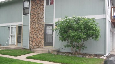 10001 E Evans Avenue UNIT 67D, Denver, CO 80247 - MLS#: 8058089