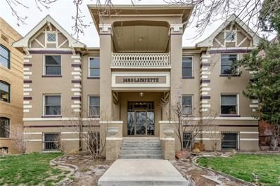 1450 N Lafayette Street UNIT 9, Denver, CO 80218 - MLS#: 8058668