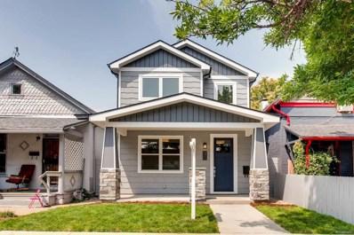 3511 N Franklin Street, Denver, CO 80205 - #: 8059508