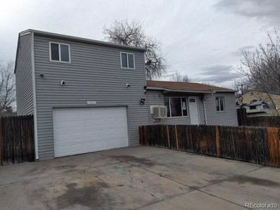 7821 Newport Street, Commerce City, CO 80022 - MLS#: 8062810