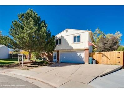 9379 W Canyon Place, Littleton, CO 80128 - MLS#: 8064747