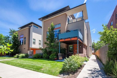 2180 S Josephine Street UNIT 4, Denver, CO 80210 - #: 8065075