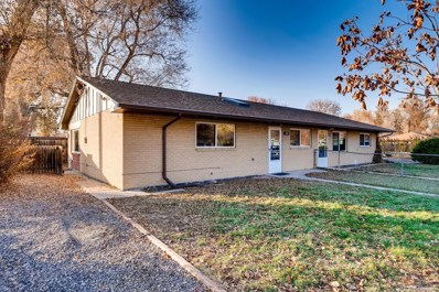 4093 Independence Court, Wheat Ridge, CO 80033 - #: 8065680