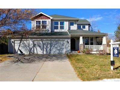 16439 Homestead Court, Parker, CO 80134 - MLS#: 8069222