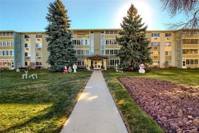 9180 E Center Avenue UNIT 2A, Denver, CO 80247 - #: 8071146