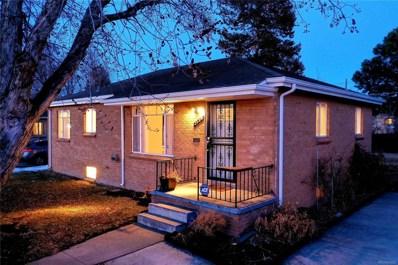 2136 S Zenobia Street, Denver, CO 80219 - #: 8075559