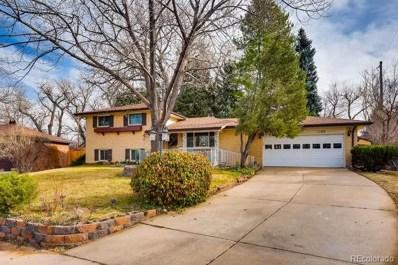 1180 S Dover Street, Lakewood, CO 80232 - MLS#: 8078787