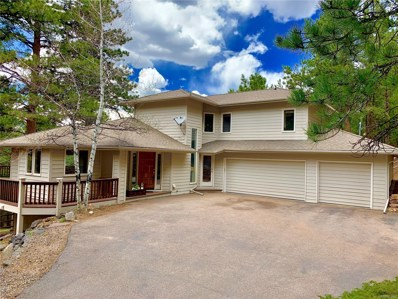 304 Humphrey Drive, Evergreen, CO 80439 - #: 8081081