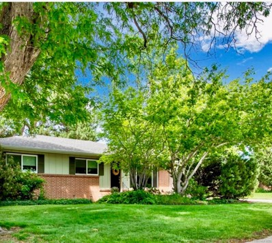 5503 E Jefferson Avenue, Denver, CO 80237 - MLS#: 8081794