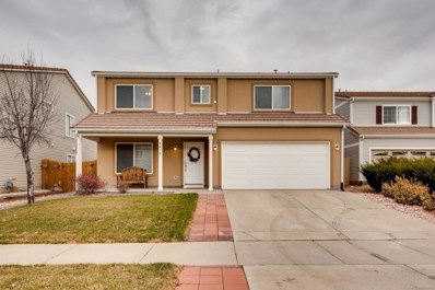 4814 Lisbon Street, Denver, CO 80249 - MLS#: 8087563