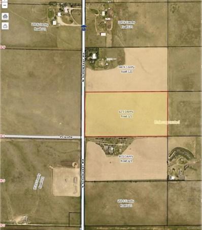 62 S County Road 121, Bennett, CO 80102 - MLS#: 8089929