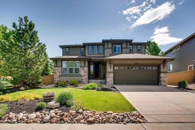 3560 Whitford Drive, Highlands Ranch, CO 80126 - #: 8092529