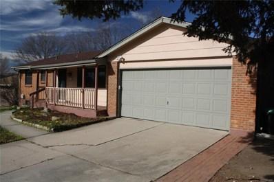 2601 S Field Court, Lakewood, CO 80227 - MLS#: 8096582