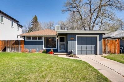 3895 E Wesley Avenue, Denver, CO 80210 - MLS#: 8096861