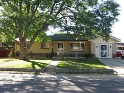 6465 Newland Street, Arvada, CO 80003 - MLS#: 8097121