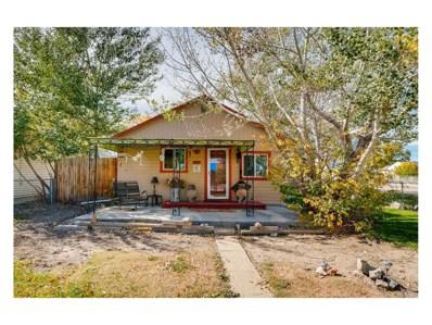 6691 Hooker Street, Denver, CO 80221 - MLS#: 8099064