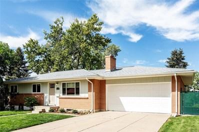 8413 E Kenyon Drive, Denver, CO 80237 - MLS#: 8099754