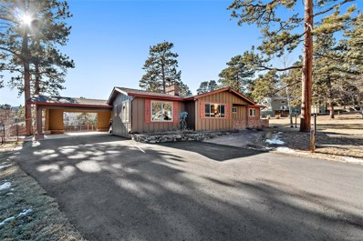 29851 Fairway Drive, Evergreen, CO 80439 - #: 8102949