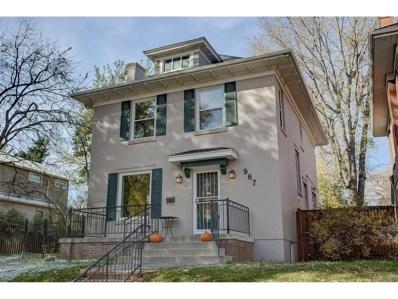 967 Fillmore Street, Denver, CO 80206 - MLS#: 8105441
