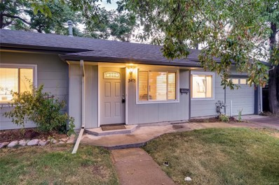3475 S Forest Street, Denver, CO 80222 - MLS#: 8108396
