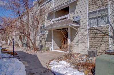 19192 E Wyoming Place UNIT 105, Aurora, CO 80017 - #: 8114011