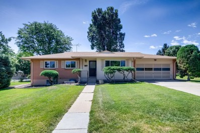 13704 W 21st Avenue, Golden, CO 80401 - #: 8115882