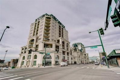 925 N Lincoln Street UNIT 8G-S, Denver, CO 80203 - MLS#: 8116880