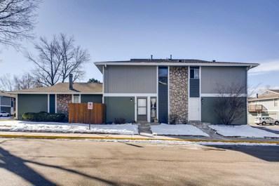 10001 E Evans Avenue UNIT 87C, Denver, CO 80247 - #: 8117737