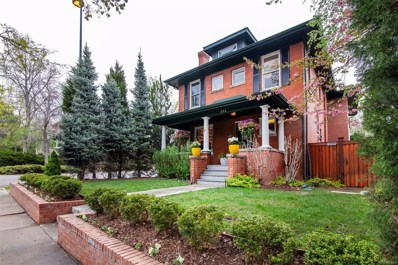 592 Franklin Street, Denver, CO 80218 - #: 8122647