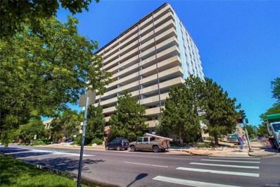 1029 E 8th Avenue UNIT 608, Denver, CO 80218 - #: 8126606
