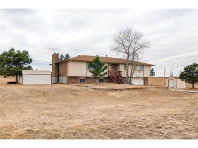 16790 Hightree Drive, Elbert, CO 80106 - MLS#: 8128624