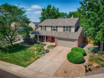 6135 E Kettle Avenue, Centennial, CO 80112 - MLS#: 8129561