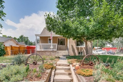 1185 Xanthia Street, Denver, CO 80220 - MLS#: 8136415