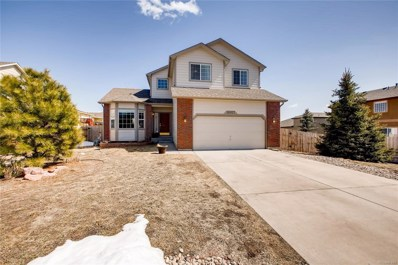 16927 Pawnee Valley Trail, Monument, CO 80132 - #: 8138867